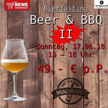 Beer & BBQ II