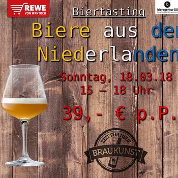 Biere aus den Niederlanden